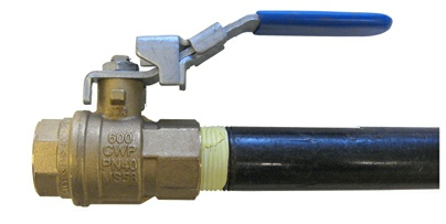 G-TEC provides a shutoff valve with the Torch Booster