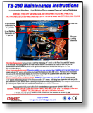 TB 250 Maintenance Parts Instructions Dual Gas Inlet.pdf