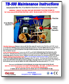 TB 500 Maintenance Parts Instructions Single Gas Inlet.pdf