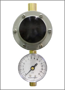 FDNY Approved 15 psi regulator